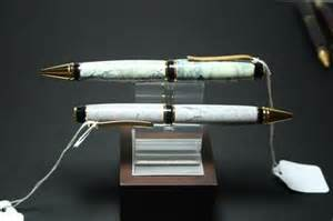 Project Gallery - Soapstone Pens by Colin S Woodturning