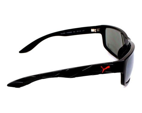 Puma Sunglasses Pu-0009-s 001 Black