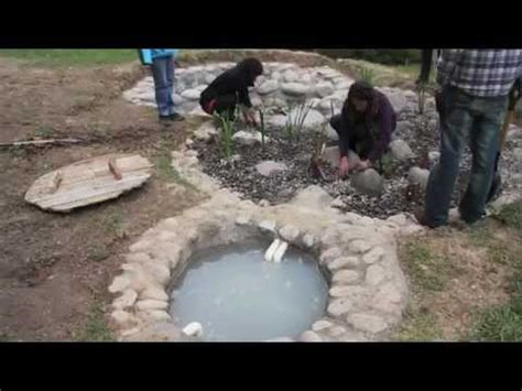 building  bio filter greywater recycling system youtube