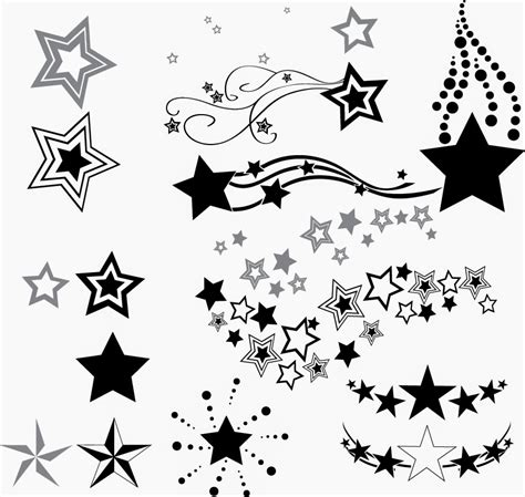 tatuajes de estrellas significado  ideas belagoria