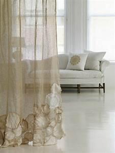 Vorhang Für Schräge Wände : schenken sie ihrer wohnung moderne gardinen ~ Sanjose-hotels-ca.com Haus und Dekorationen