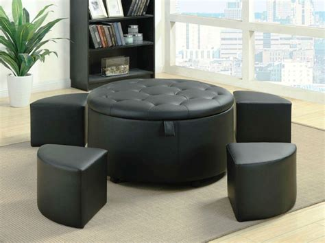 All products from large round storage ottoman coffee table category are shipped worldwide with no additional fees. 2020 Latest Large Round Ottoman Coffee Table with Storage