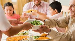 The importance of eating in a healthy environment - Ping ...