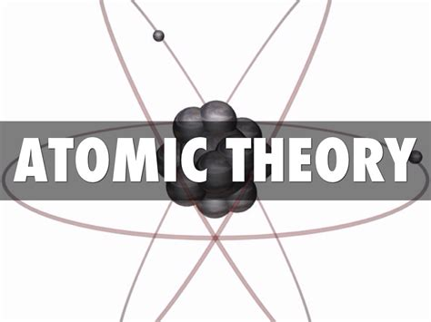 Atomic Theory by Laura Trout