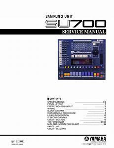 Su700 Service Manual By Coolcuttle
