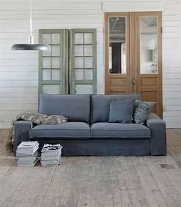Canapé Chez Ikea : les canap s ikea s habillent de housses style vintage sign es marie claire ~ Teatrodelosmanantiales.com Idées de Décoration
