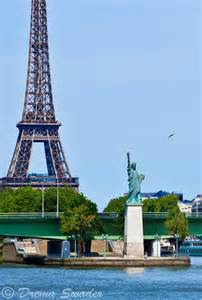French Liberty Statue