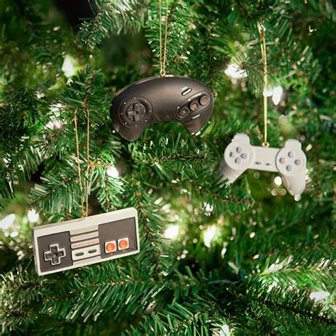 Classic Video Game Controller Ornaments A Taribaum A