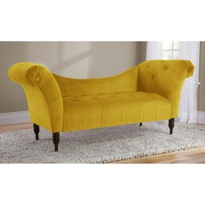 Button Tufted Chaise Settee by 1000 Images About Chair Lair On Chaise