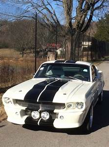 "1868 Eleanor Mustang ""gone in 60 seconds"" replica fastback conversion - Classic Ford Mustang ..."