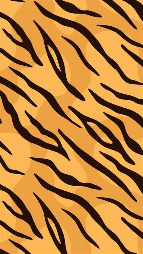 Tiger Print Wallpapers - Wallpaper Cave