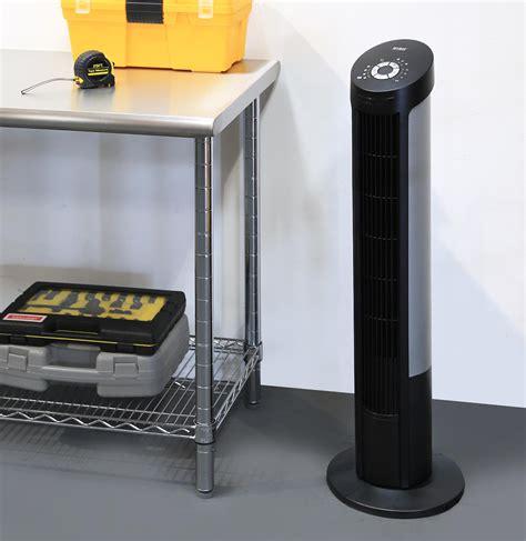 Amazoncom  Seville Classics Ultraslimline Tower Fan, 40