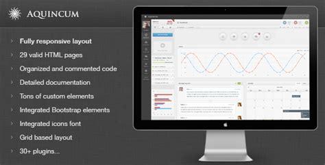 admin site template black aquincum premium responsive admin template by kopyov