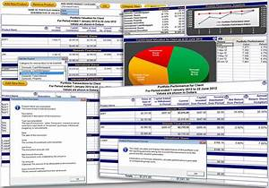 the excel portfolio performance tracking template allows With microsoft office portfolio template