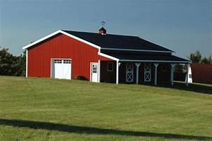 The Origin Of American Pole Barns