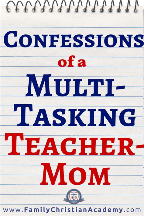 confessions of a multitasking family 923 | Confessions of aMultitasking Teacher Mom