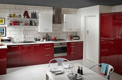 lewis kitchen furniture cooke lewis raffello high gloss slab diy at b q