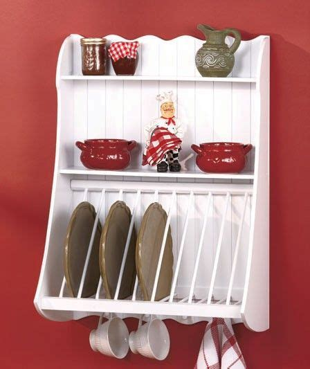 ideas  plate storage  pinterest dream