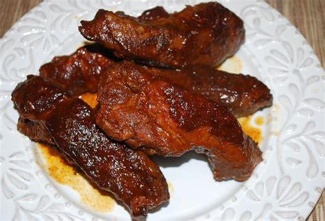 smoked boneless riblets lucy s ladle slow cooker boneless pork ribs main dishes pinterest pork ribs and boneless