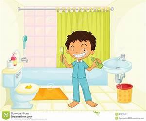 Clean Bathroom Clipart - Clipart Suggest