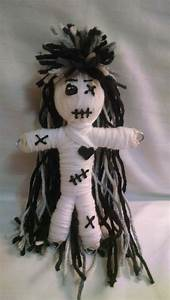 Authentic Voodoo Doll real 7 pins guide new orleans Karma ...