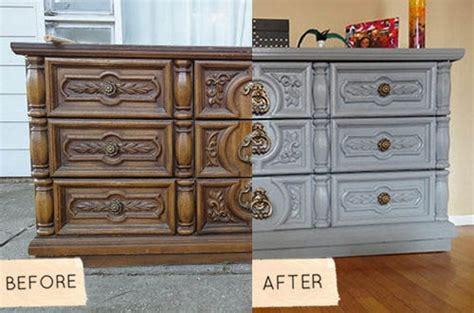 meuble ancien repeint moderniser un meuble ancien avant apr 232 s