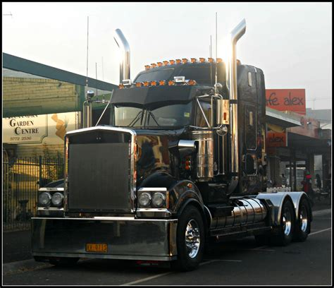 Thorpe's Custom Trucks   Thorpe's Custom Trucks kenworth ...