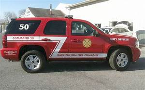 emergency vehicles jd sign company delaware sign shop With emergency vehicle lettering