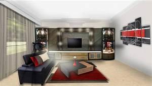idee decoration interieur salon moderne With decoration interieur salon moderne