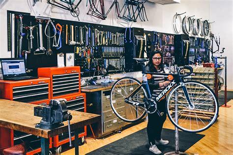 Bike Shop In Astoria Queens  Nomad Cycle