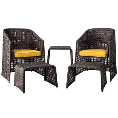 threshold patio furniture 5 conversation set 31 best images about target threshold on brass