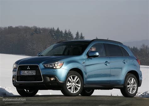 Mitsubishi Car : Mitsubishi Asx / Rvr / Outlander Sport