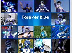 Forever Blue Blue Power Ranger History 1993 2012 YouTube