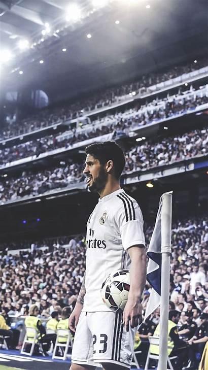 Isco Madrid Wallpapers Alarcon Iphone Futbol Del