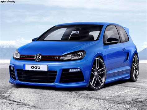 Volkswagen Golf Gti R by Volkswagen Golf Gti R I Would Never Make Out In These
