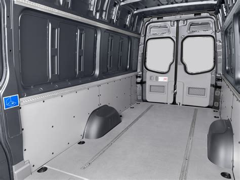image  mercedes benz sprinter cargo van  high