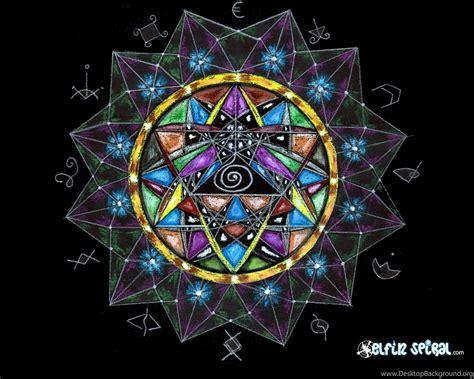 wallpapers psy trance elfinspiral mantra
