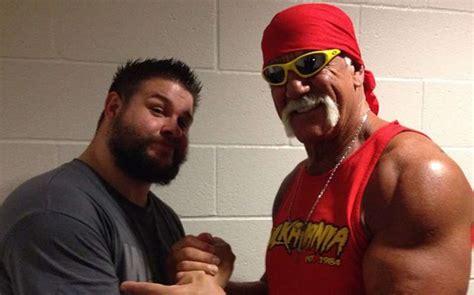 Wwe News Hulk Hogan Calls Kevin Owens The Future Of The Wwe