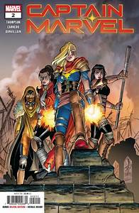 Captain Marvel #2 Reviews (2019) at ComicBookRoundUp.com