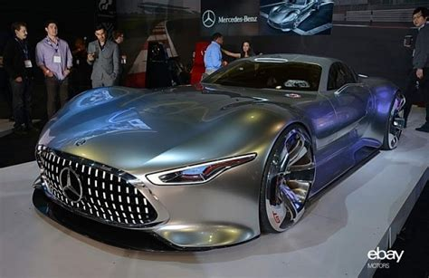 Mercedes Vision Gt Price by Mercedes Amg Vision Gran Turismo Concept Ebay