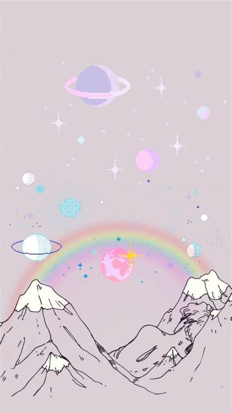 Anime Pastel Wallpapers Wallpaper Cave