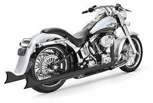 Freedom Performance Sharktail True Dual Exhaust For Harley