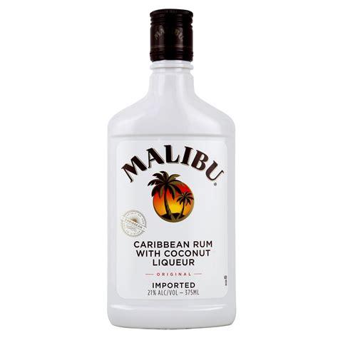 Miss ellie, toddy dream , squeezed sheiny find the perfect drink! Malibu Coconut Rum 375ml - Luekens Wine & Spirits