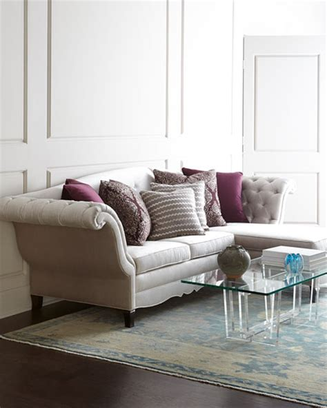 Haute House Sofa by Haute House Duncan Sectional Sofa