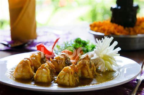 cuisine indonesienne cuisine indonésienne gambas à la sauce piquante photos