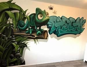Graffiti Für Kinderzimmer : kinderzimmer unikat colors graffitik nstler aus remscheid ~ Sanjose-hotels-ca.com Haus und Dekorationen