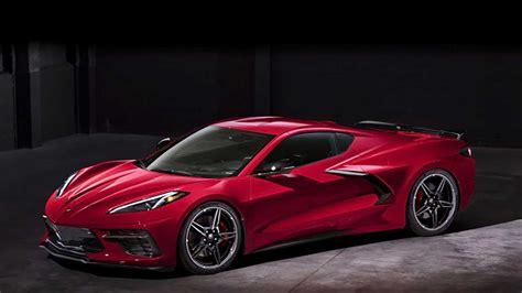 2020 Chevrolet C8 Corvette Unveiled As Mid-engine Rocket