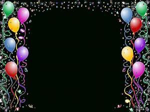 Birthday Invitation Frames Birthday Frame With 3D ...