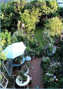 17 meilleures idees a propos de jardin de maison feerique With comment amenager un petit jardin 5 mini jardin japonais