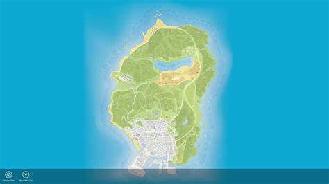 Gta V Map For Windows 8 And 8.1